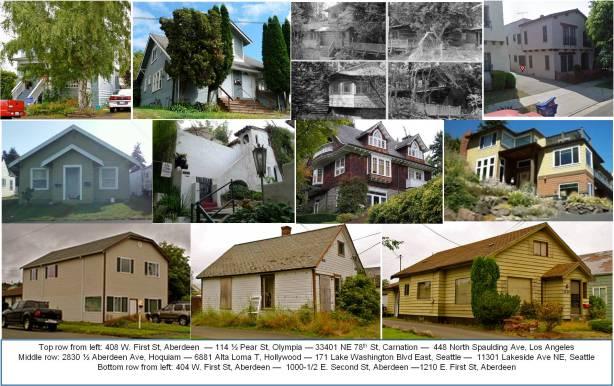 Kurt Cobain's Homes_1967-1994