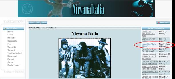 Nirvana Italia