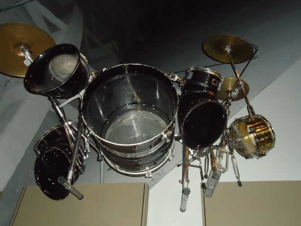 Chad Drum Kit Until Feb 1990