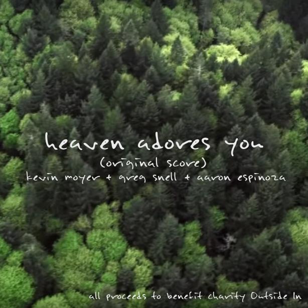 Heaven Adores You Original Score COVER